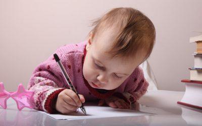 Dacă bebelușii ar ști să scrie