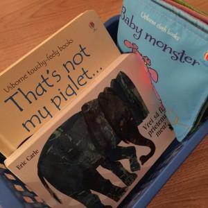 Cărți pentru bebeluși (P)