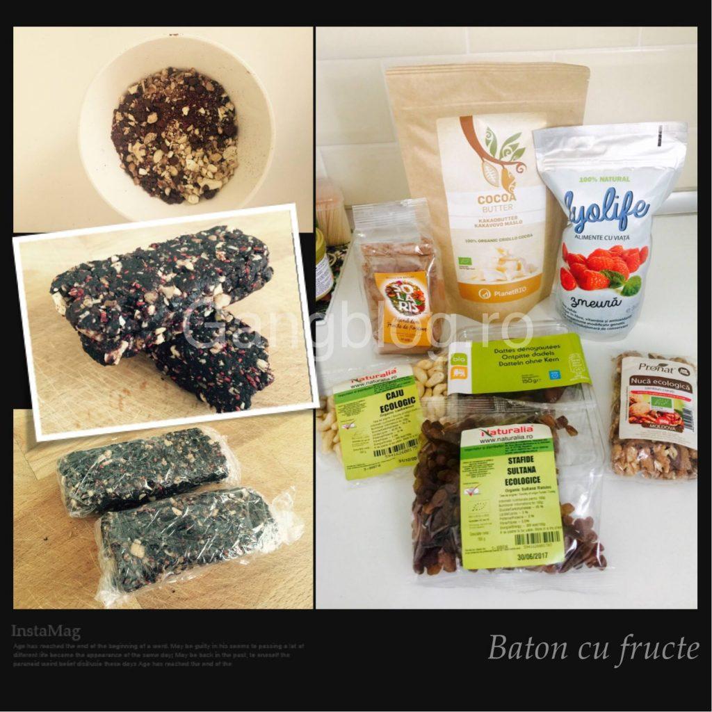 baton fructe