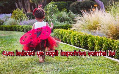 Cum imbraci un copil impotriva vointei lui