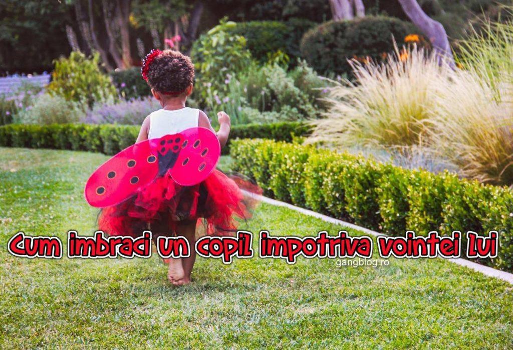 imbraci un copil