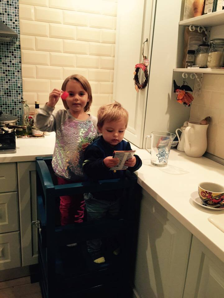 Atelier senzorial în bucătărie