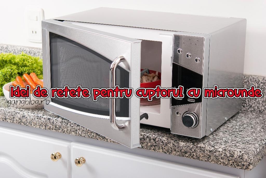 retete cuptor microunde