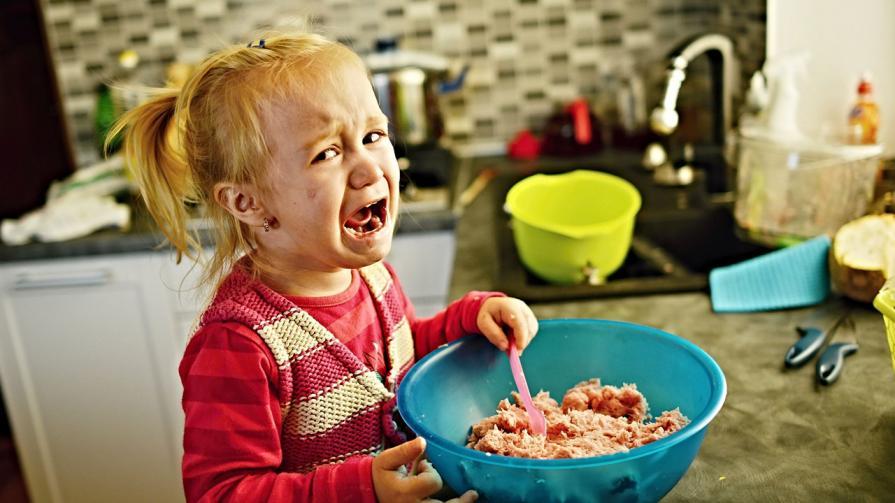 Crizele de furie ale copiilor (I) – Ce s-a întâmplat înainte de criză?