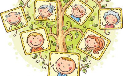 Arborele genealogic al copiilor mei