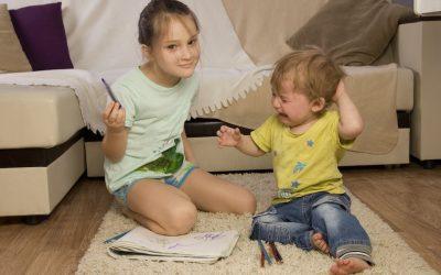 Conflictele dintre copiii mei și soluțiile lor pentru a le rezolva