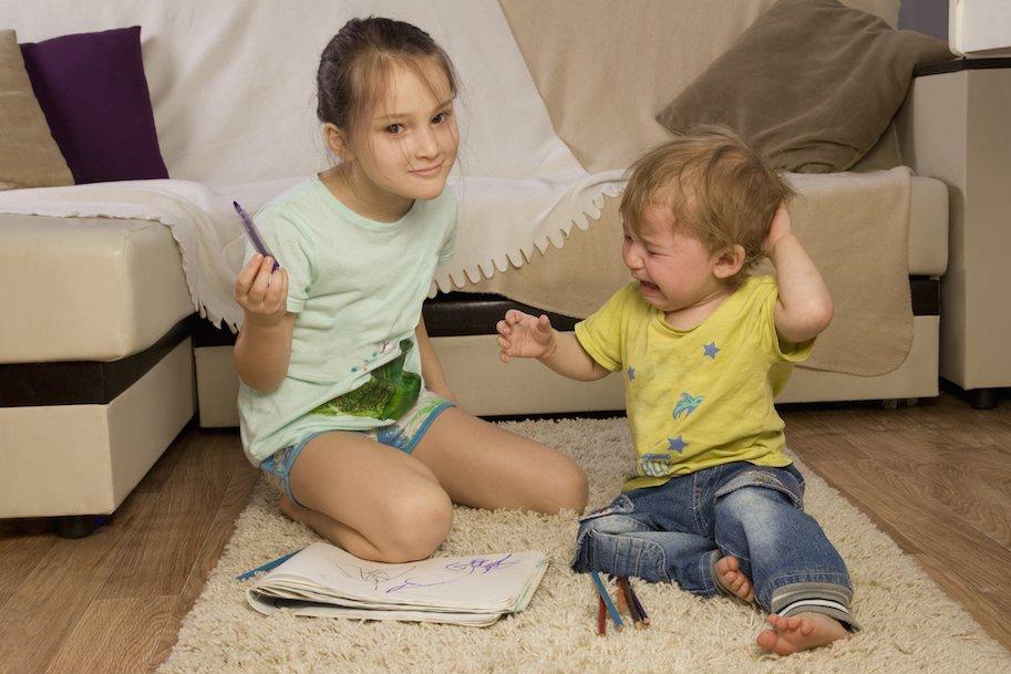 conflictele între copii