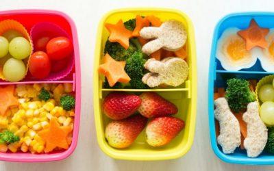 Gustări sănătoase pentru copii
