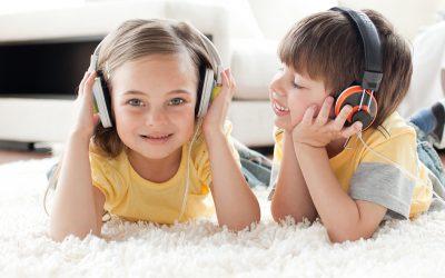 Muzică pentru copii – Să cântăm despre valori