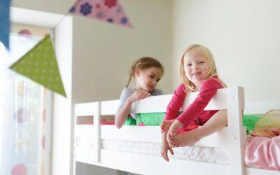 Din patul părinților în camera copilului – Mutarea copilului în camera lui