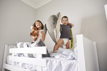 mutarea copilului în camera lui