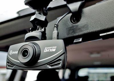 Cameră video pentru mașină