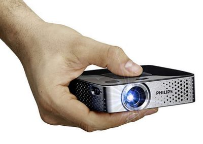Videoproiector portabil