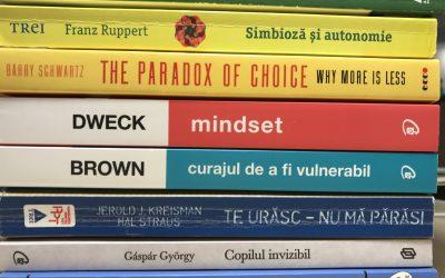 Cărți inteligente pentru părinți (și nu numai)