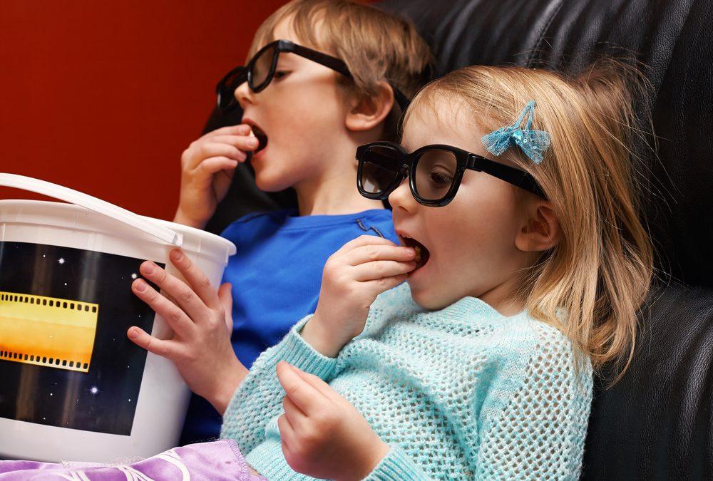 Cum să îți faci cinematograf acasă pentru copii?