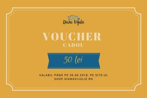 Voucher cadou (50 lei)