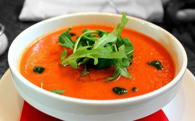 Rețetă super-duper rapidă de supă cremă de roșii (în 3 minute 24 secunde la multicooker)