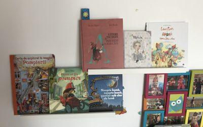 Raftul cu cărți (I)