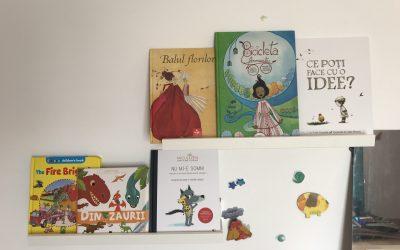 Raftul cu cărți (2)