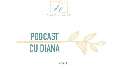 Podcast cu Diana (episodul 8) – Tipuri de psihoterapie
