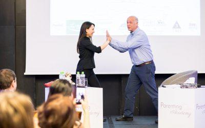 Dr. Lawrence Cohen in Romania – Cum a fost la conferință