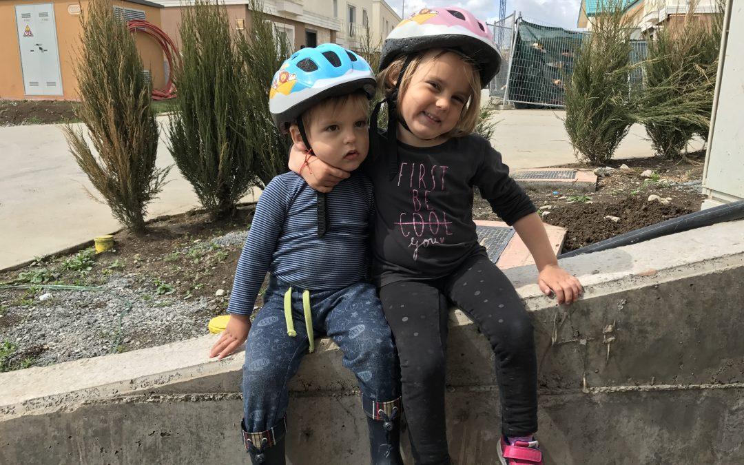 15 reguli pentru siguranța copiilor pe bicicletă