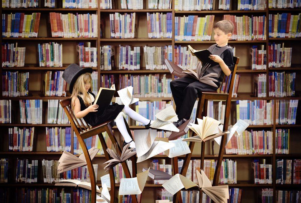 7 cărți de copii mari pe care le citim noi