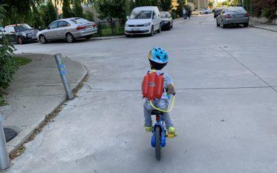 Planuri de weekend pe bicicletă