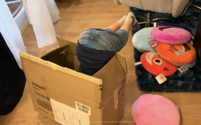 Top 5 al celor mai interesante jucării non-jucării din casa noastră