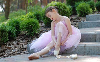 6 beneficii ale baletului pentru copii