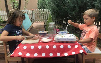 3 activități pe care și le pregătesc copiii