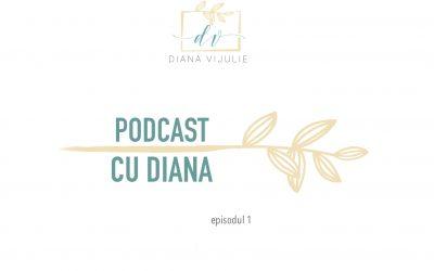 Podcast cu Diana (Episodul 1) – Poziția de victimă