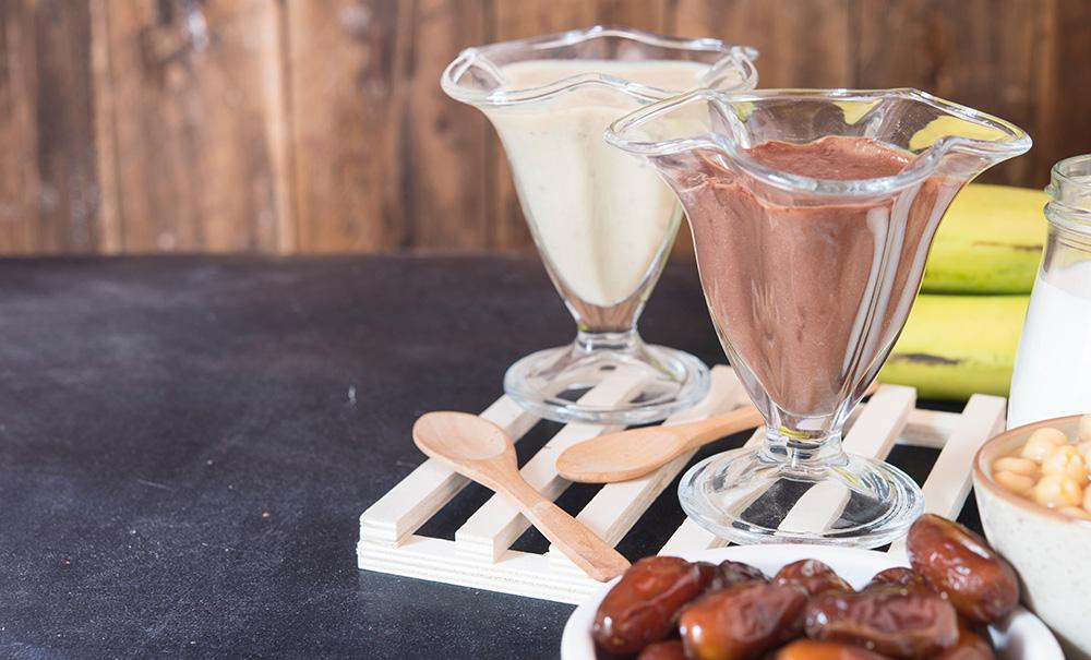Cremă de cacao cu năut