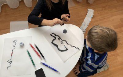 Robotica la 5 și 7 ani