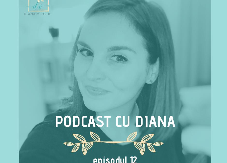 Podcast Cu Diana (episodul 12) – Etapele Normale De Reacție În Situații De Criză