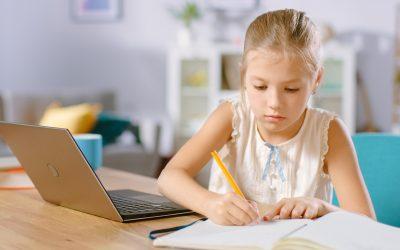 Din clasă în ecranul computerului – Care este experiența profesorilor cu școala online? (interviul 1 – cu Cosmina Ioniță)