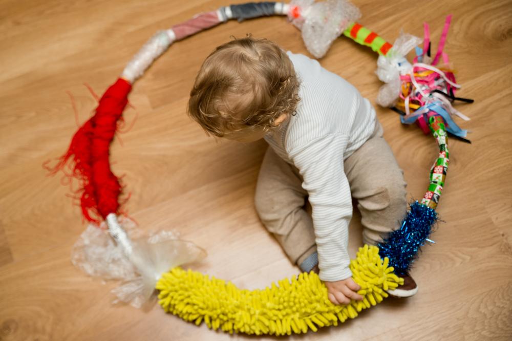 Importanța stimulării senzoriale a copiilor