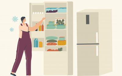 Cum să-ți repari frigiderul in 7 pași